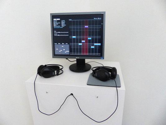 Brünner, Dipper u.a., interaktive Klanginstallationen, Komponiere Dein eigenes Werk!