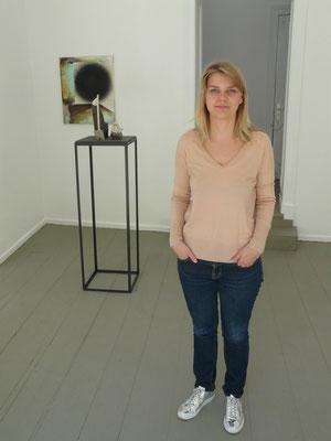 Galeristin Tanja Wagner