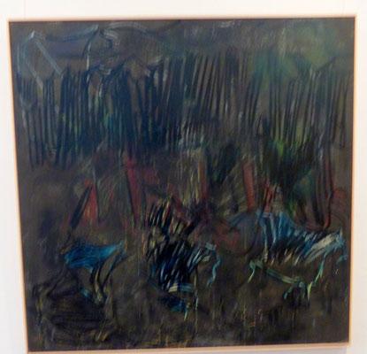 Per Kirkeby, Galerie Werner