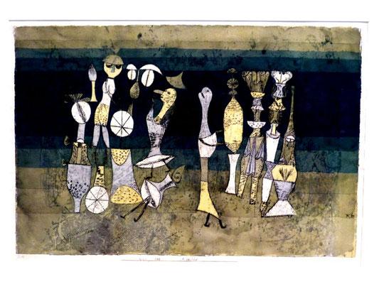 Paul Klee Komödie