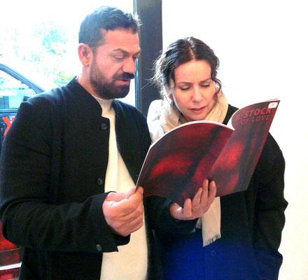 Künstler unter sich, Pal & Romy Campe