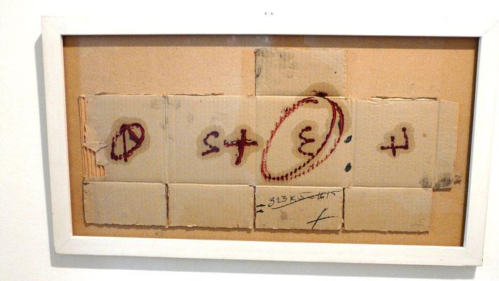 Antoni Tapies, Galerie Haas