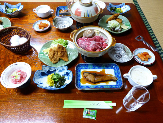 小林荘 食事