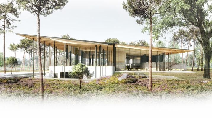 | Crous | Bordeaux  |  Architecte: Agence Arotcharen |