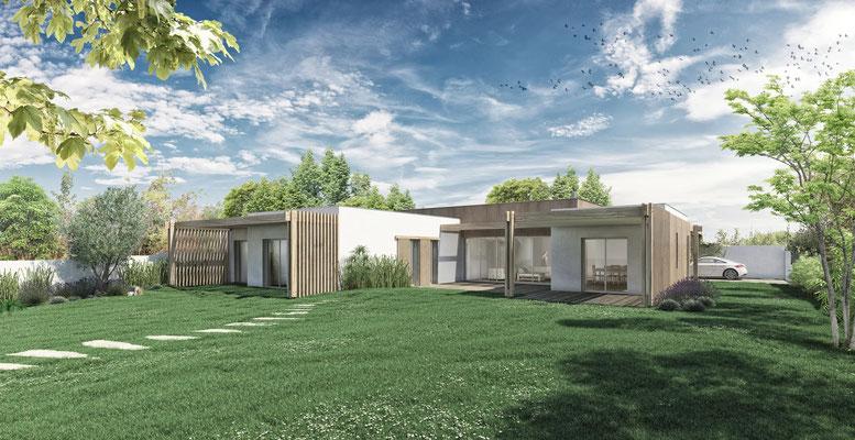 Villa à Chiberta | Anglet | architecte Romain Thévenot |
