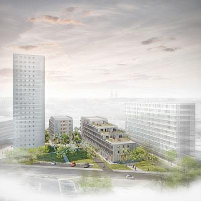 | 'îlot counord | Bordeaux | Agence Arotcharen |