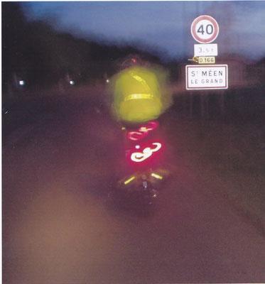 passage nocturne dans le pays de Louison Bobet