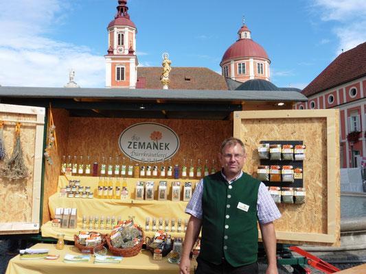 Bio Kräuteranbau in Pöllau