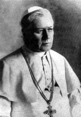 Saint Pie X, Pape de 1903 à 1914