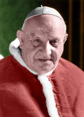 Saint Jean XXIII, Pape de 1958 à 1963