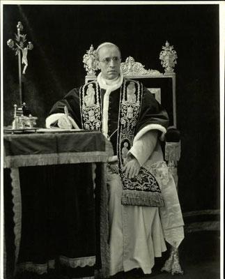 Pie XII, Pape de 1939 à 1958