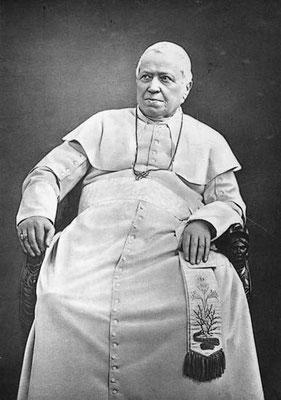Bienheureux Pie IX, Pape de 1846 à 1878