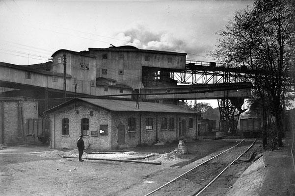 Kettenbahn Antriebstation