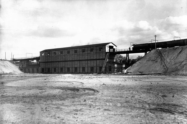 Kohlenbunker Nordseite