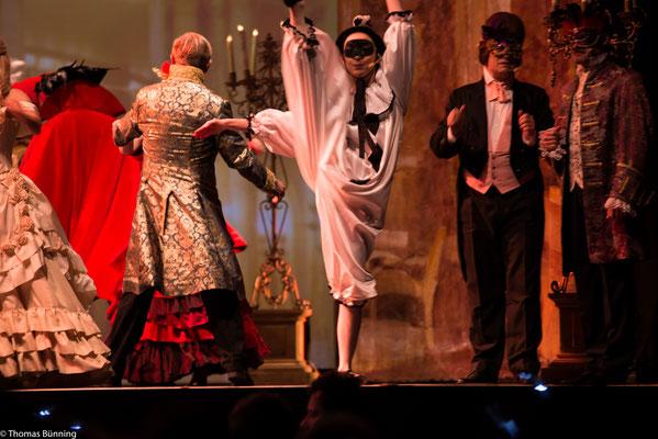 "in ""Das Phantom der Oper"" im Januar '17 (Foto: Thomas Bünning)"