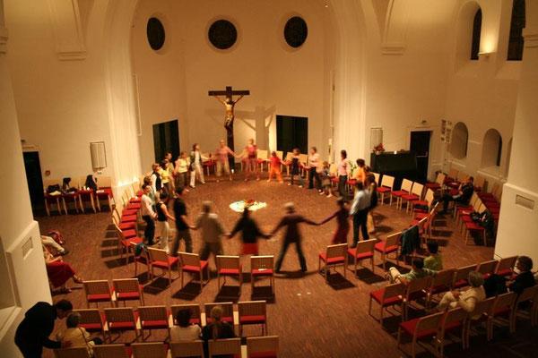 """""""Nacht der Kirchen"""" in der evangelischen Christuskirche Innsbruck"""
