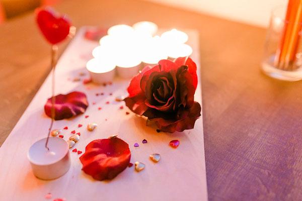 14 Februar Unser Valentinstag Special Marianne S Flammkuchen