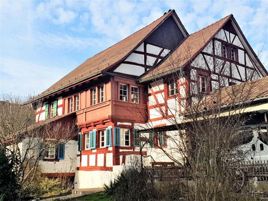 Zweifamilienhaus Gottfried- Kellerstrasse Glattfelden