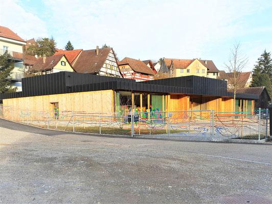 Kindergarten Webereistrasse Glattfelden