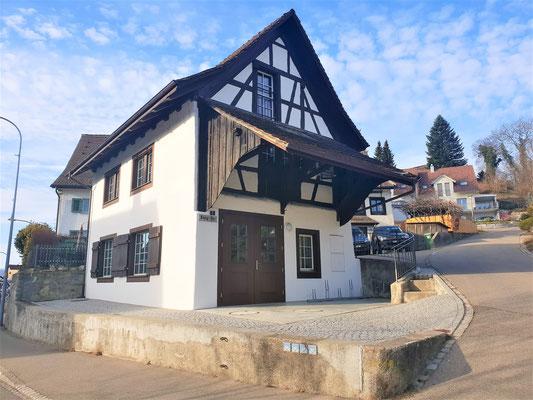 Alte Schmitte Dorfstrasse Glattfelden