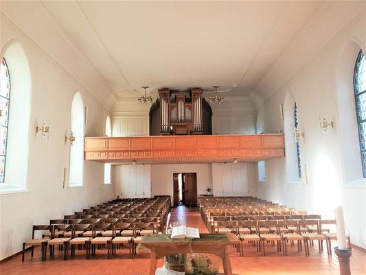 Reformierte Kirche Glattfelden