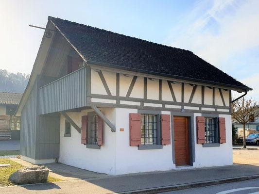 Ehemaliges Waschhaus Webereistrasse Glattfelden