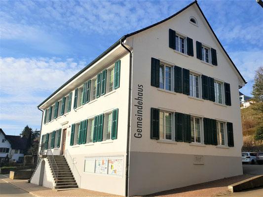Gemeindehaus Dorfstrasse Glattfelden
