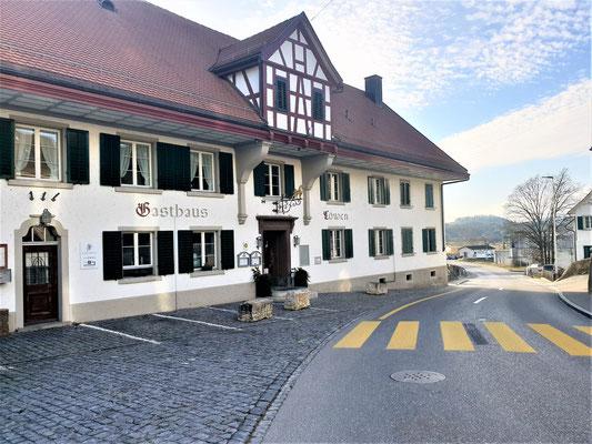 Gasthaus Löwen Dorfstrasse Glattfelden