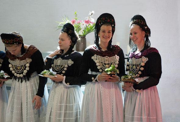 Konfirmation Friesendom - Nieblum / Föhr
