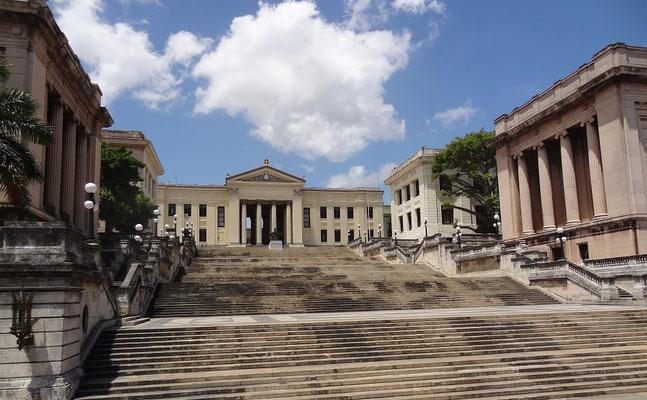 Universidad, Havanna, Cuba