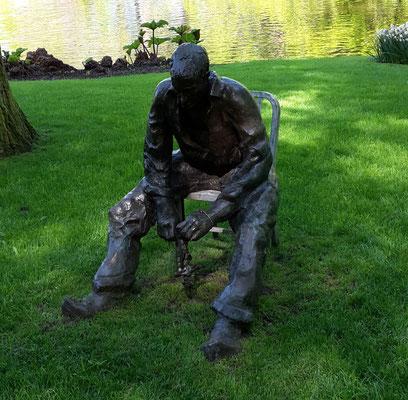 Keukenhof Holland 2019 -Skulpturen