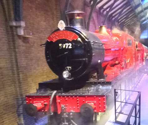 Harry Potter Studio Tour - Hogwarts Express
