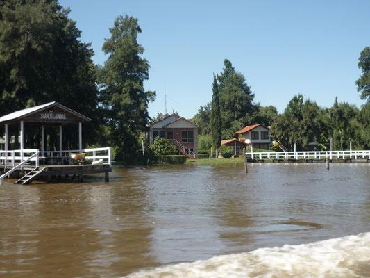 Tagestour Buenos Aires - Tigre Argentinien