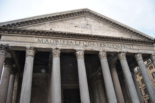 Pantheon in Rom (Rom 3 Tage)