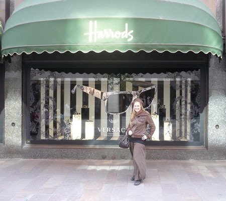 Things to do in London when it rains - Harrods