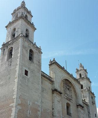 Reiseroute Kuba Mexiko Rundreise und baden - Merida