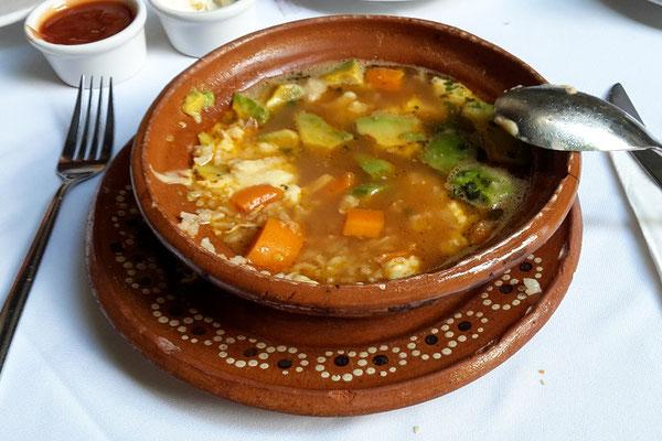Kosten Essen und Trinken Mexiko