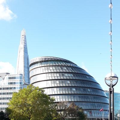 London City Hall - Harry Potter Drehorte