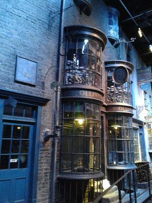 Harry Potter Studio Tour - Diagon Alley
