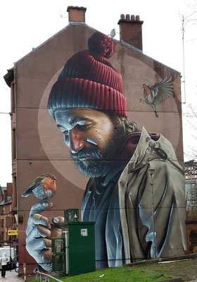 Glasgow - 10 things to see and do - Street Art Trail / High Street