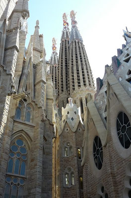 Kurztrip / Städtereise Europa - Barcelona Sagrada Familia