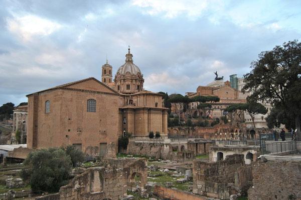 Forum Romanum in Rom (Rom 3 Tage)