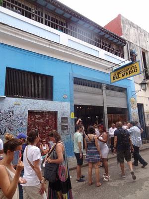 La Bodeguita Havanna, Cuba