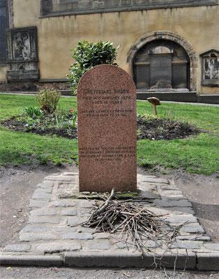 24 Stunden in Edinburgh - ein Stadtrundgang auf eigene Faust - Greyfriars Kirkyard