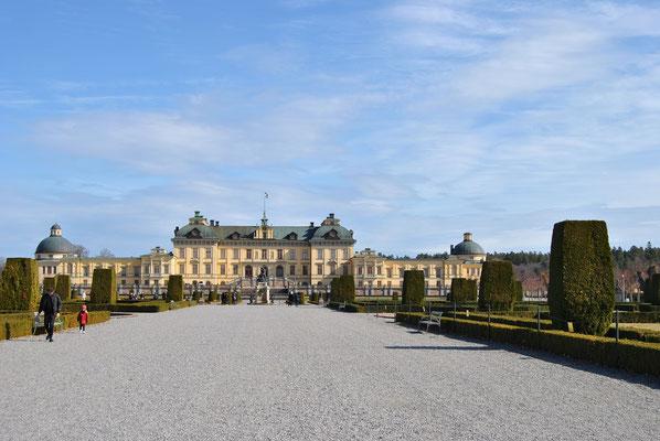 Kurztrip / Städtereise Europa - Stockholm Drottningholm Palace