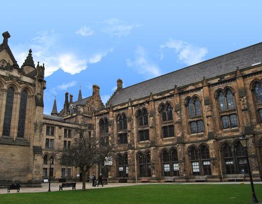 Glasgow Sehenswürdigkeiten Top 10 - University of Glasgow