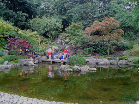 Hidden Gems London - Kyoto Garden