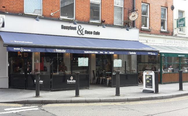 Busyfeet & Coco Cafe Dublin