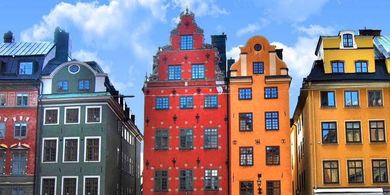 Kurztrip / Städtereise Europa - Stockholm Gamla Stan