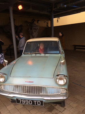 Harry Potter Studio Tour Review